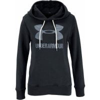 Under ArmourKapuzensweatshirt »FAVORITE FLEECE SPORTSTYLE« schwarz