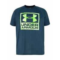 Under ArmourT-Shirt »BOXED LOGO SS TEE«