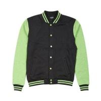 Urban Classics2 Tone College Sweatjacket