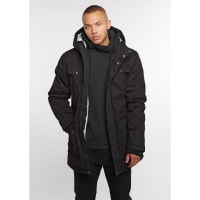 Urban ClassicsWinterjacke Heavy Cotton Parka black