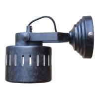 Urban InteriorsStoere wandlamp Vintage rough black?11,5 cm