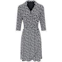 Uta RaaschJersey-Kleid 3/4-Arm Uta Raasch mehrfarbig