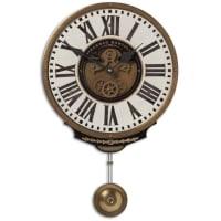 UttermostVincenzo Bartolini Cream Wall Clock