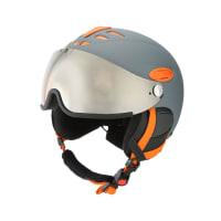 UvexHLMT 300 Helmet greyorange mat