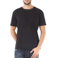 ValentinoT-Shirts für Herren, TShirts Günstig im Sale, Schwarz, Baumwolle, 2016, L M