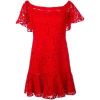 ValentinoMacrame Lace Dress