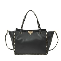ValentinoRockstud Medium Tote Bag