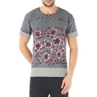 ValentinoT-Shirts für Herren, TShirts Günstig im Outlet Sale, Grau, Baumwolle, 2016, L M