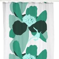 Vallila InteriorMiranda shower curtain turquoise-white