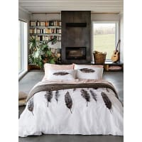 VandyckFree feather duvet cover set