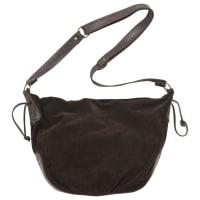 Vanessa BrunoPre-Owned - Brown Suede Handbag