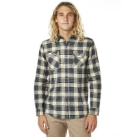 Vanishing ElephantSunday Ls Mens Shirt Green