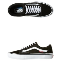 VansOld Skool Pro Shoe Black