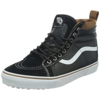 VansU Sk8-hi Mte, Sneakers Hautes mixte adulte - Noir (Black/True White), 36.5 EU