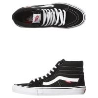 VansSk8 Hi Pro Shoe Black
