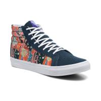 VansSk8-Hi Slim W - Sneaker für Damen / mehrfarbig