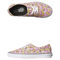 VansWomens Authentic Princess Peach Shoe Pink