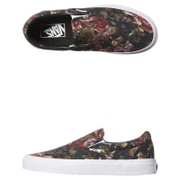 VansWomens Classic Slip On Floral Womens Shoe