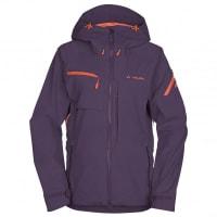 VaudeBoe Jacket Skijacke für Damen | lila