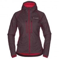 VaudeBormio Jacket Kunstfaserjacke für Damen | schwarz/lila