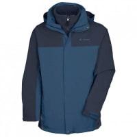 VaudeKintail 3in1 Jacket II Doppeljacke für Herren | blau/schwarz