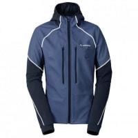 VaudeLarice Jacket II Softshelljacke für Damen | blau/schwarz