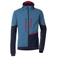 VaudeLarice Rapidity Jacket Softshelljacke für Herren | blau/schwarz