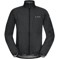 VaudeMs Drop Jacket III Black (010) XL Regnjackor