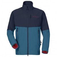 VaudeRoccia Softshell Jacket Softshelljacke für Herren | blau/schwarz