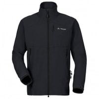 VaudeRoccia Softshell Jacket Softshelljacke für Herren | schwarz