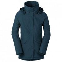 VaudeZamora Jacket Winterjacke für Damen | blau