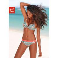 Venice BeachPush-up-Bikini, grün, Cup C, mint-hummer
