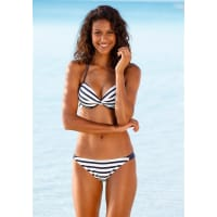 Venice BeachPush-up-Bikini weiß