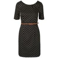 Vero ModaFeminines Kleid mit kurzen Ärmeln