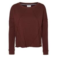 Vero ModaLangärmeliges Sweatshirt, braun, Decadent Chocolate 2