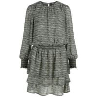Vero ModaPeplum-Kleid mit langen Ärmeln