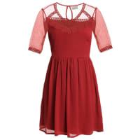 Vero Moda PetiteVMNEW DONNA Korte jurk fired brick