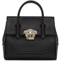 VersaceBlack Medium Palazzo Empire Bag