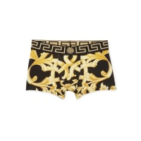 Versace CollectionKnit Printed Trunks