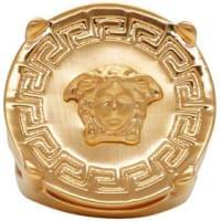 VersaceGold Medusa Ring