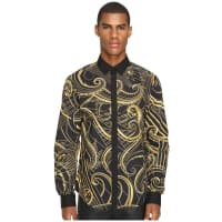 Versace Jeans CoutureEB1GOA6R5 (Black) Mens Clothing