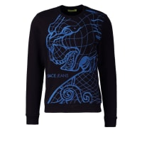 Versace Jeans CoutureSweatshirt nero