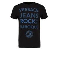 Versace Jeans CoutureTshirt imprimé nero
