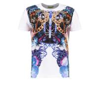 Versace Jeans CoutureTshirt print bianco