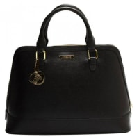 VersaceLeather Satchel