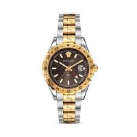 VersaceTwo Tone Hellenyium Watch, 42mm