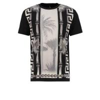 VersusTshirt imprimé black