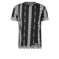 VersusTshirt imprimé black/white