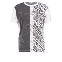 VersusTshirt imprimé white black