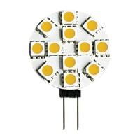 Vibe LightingLED Bi Pin Globe 2W G4 in 3000K 12V Vibe Lighting